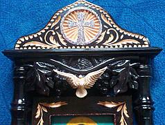 Ікона в кіоті ручної роботи, фото 3