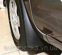 Брызговики Fiat Albea SD (седан) с 2002+г.в. передние