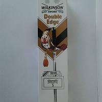 Лезвия для станка двухсторонние Wilkinson Sword Double Edge (Schick Premium) 100 шт. (Вилкинсон Шик Премиум), фото 1