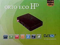 Спутниковый цифровой ресивер (тюнер) HDTV ORTO ECO HD Wi-Fi