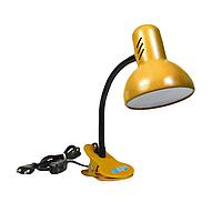 """Настольная лампа на прищепке """"Золото"""""""