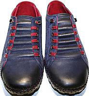 Спортивные туфли (лоферы) мужские Luciano Bellini 31503