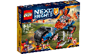 Конструктор Лего Lego Nexo Knights Булава грома Мэйси 70319