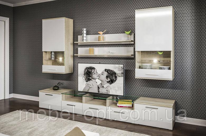 гостинная денвер корпусная мебель в гостинную стенка в гостинную в