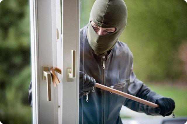 Опасность взлома дома