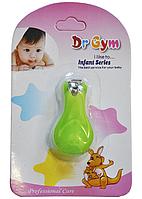 Детские ножницы для ногтей Dr Gym
