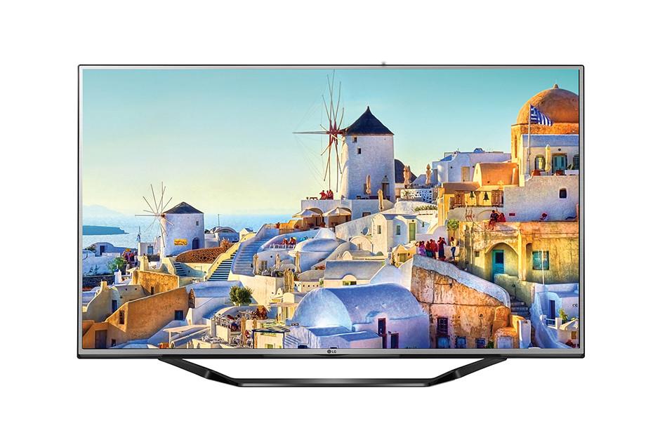 LCD smart телевизор LG 55UH6257V