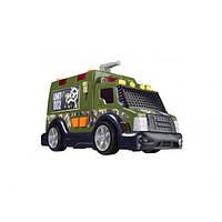 """Функциональный автомобиль Dickie Toys """"Бронированный грузовик"""", 33 см (3308364)"""