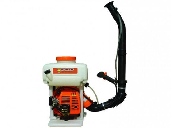 Мотооприскувач садовий ранцевий Forte 3W-650 для високих дерев, садів і виноградників, кущів