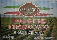 Balzano Polpa fine - Томат молотый, 10 kg