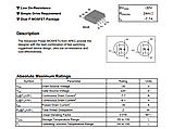 AP4957AGM / AP4957GM / 4957AGM / 4957GM SOP8 - Dual P-Channel Power MOSFET, фото 5
