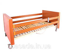 Кровать медицинская функциональная четырехсекционная с электроприводом OSD-SOFIA-90СМ