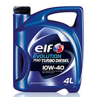 Моторное масло ELF Evolution 700 Turbo Diesel 10W-40 1