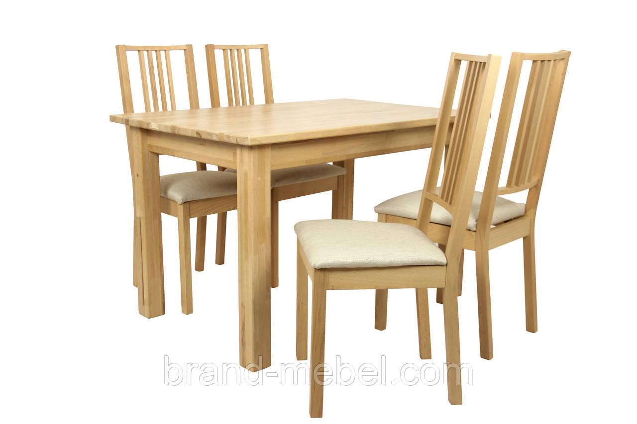Комплект AD21 (стол + 4 стула) Richman