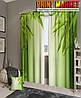 Фотошторы 3д бамбуковая роща