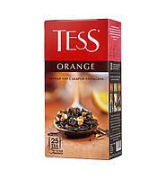 Чай черный Тесс Оранж пакетированный 25*1,5 гр (37,5 гр)