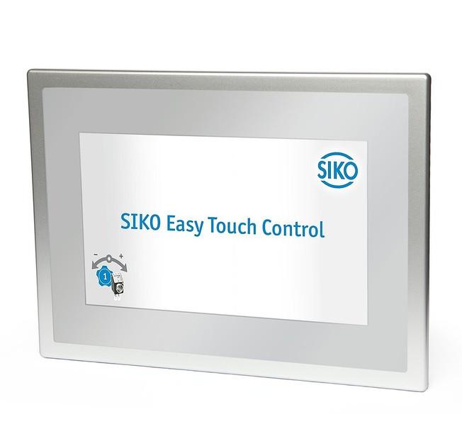 Электронный дисплей — Easy Touch Control ETC5000