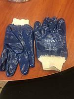 Перчатки х/б с нитриловым покрытием м/м