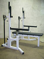 Скамья для пауэрлифтинга трансформер