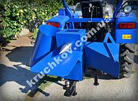 Измельчитель веток, дровокол для трактора, фото 1