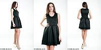 Вечернее платье-колоколBLACK