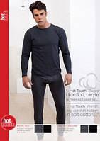 Термобелье мужское Key Hot Touch для холодной погоды, комплект нижнего белья Кей Хот Тач, фото 1