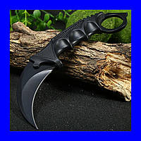 Нож Csgo cs go Керамбит коготь черной ночи обороны. Нож боевой.!Акция