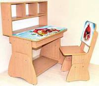 Парта для детей Angry Birds 0130