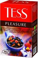 Чай черный ТЕСС рассыпной крупнолистовой Pleasure (90г)