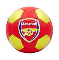 Мяч футбольный №5 Арсенал Лондон пвх 5 слоев (футбольний м'яч)