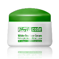 Крем для лица с белым чаем
