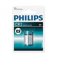 Батарейка CR-2 Philips