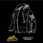 Куртка TROOPER - StormStretch® - Shadow Grey, фото 7