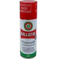 Масло оружейное Klever Ballistol Spray универсальное 200ml  для чистки оружия
