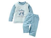 Велюровый костюм (пижама) для мальчика Lupilu