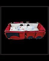 Многофункциональная сумка — детская кровать Ganen Baby Travel Bed and Bag ZW-009 для путешествий