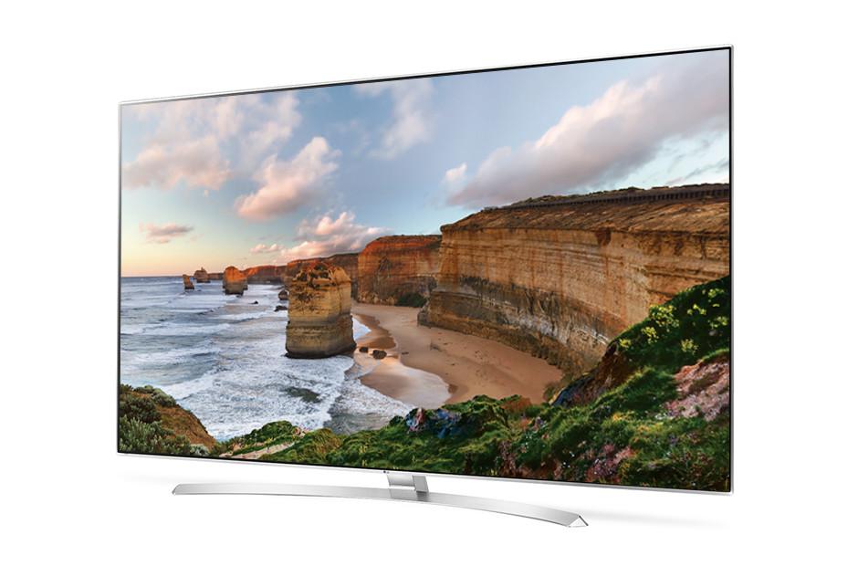 LCD 3D телевізор LG 55UH950V Super UHD 4K