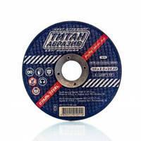 Круг (диск) отрезной ТИТАН АБРАЗИВ 300х3,0х32 (ТА3003032)