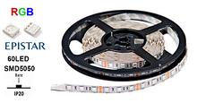 LED лента 14.4 Вт/м LedEX 60 LED/метр RGB
