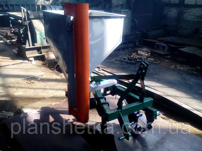 Картофелесажалка для трактора на плуге ТМ Шип (без плуга)