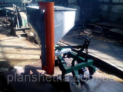 Картофелесажалка для трактора на плуге ТМ Шип (без плуга), фото 2