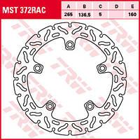 Тормозной диск TRW-Lucas MST372RAC