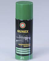 Масло оружейное Klever Ballistol Gunex Spray 200ml , Германия
