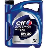 Купить моторное масло ELF Evolution 900 SXR 5W-30 5 литров