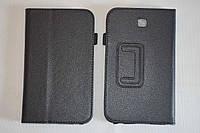 Чехол-книжка для Samsung Galaxy Tab 3 7.0 T210 | T211 | P3200 | P3210 (черный цвет)