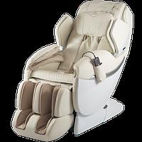 Массажное кресло AlphaSonic премиально белый