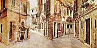 Фотообои на плотной бумаге:Италия № 38 изделие (ширина 392 см высота 204 см) из 12 листов