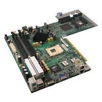 БУ Набор (MB+CPU): HP DL100 DA0S20MB6F2 (s478, 2xSATA, 4xDDR1, int. video, 2 (DA0S20MB6F2+CD-2.8)