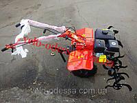 Мотоблок Z-16  с воздушным охлаждением 9 л.с бензин Зубр