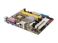 БУ Материнская плата Asus P5G-MX (s775, 2xSATA, 2xDDR2, VGA, 2xPCI 2.2, PCI-e x1,PCI-e x (P5G-MX)
